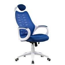 Blue Mesh Gaming Computer Chair