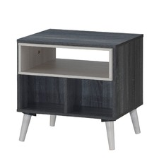 Sonoma Grey Oak Side Table