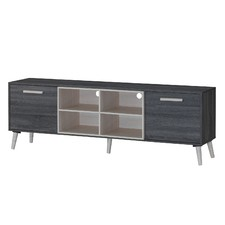 Grey Oak Grace TV Entertainment Unit