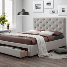 Kingston Queen Bed with Storage