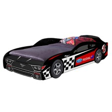Ford Mustang Single Car Bed