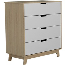 Light Oak Galway Chest of Drawers
