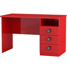 Racer Kids' Study Desk with Drawers