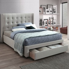 Atlanta Queen Bed & Mattress