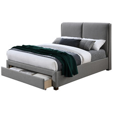 Austin Queen Storage Bed with Medium Pocket Spring Mattress
