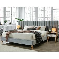 Aurora Velvet Bedroom Set