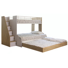 Sonoma Levin Single Over Double Bunk Bed