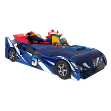 Super Speed Racing Car Single Bed