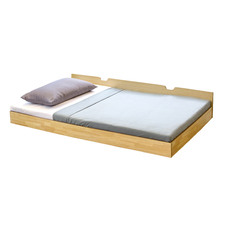 Natural Willa King Single Trundle Bed