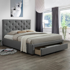 Kingston Double Bed Frame with Drawer