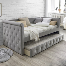 Arles Single Sofa Daybed with Trundle