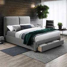 Austin Queen Storage Bed with Medium Pocket Spring Mattress