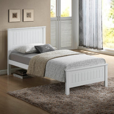 Leo Wooden Bed Frame