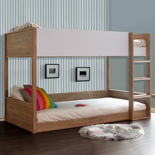 Sonoma Oak Gisborne King Single Bunk Bed