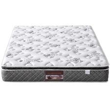 Bedzone Deluxe 5 Zones Latex Pillowtop Mattress