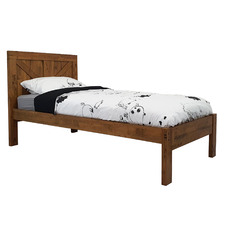 Smith Rubberwood Bed