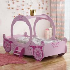 Veronica Princess Carriage Single Bed