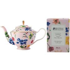 Rose Teas & C's Contessa 1L Porcelain Teapot with Infuser