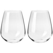 Krosno Duet 500ml Stemless Wine Glass