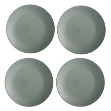 Sage Corallo 27cm Porcelain Dinner Plates (Set of 4)