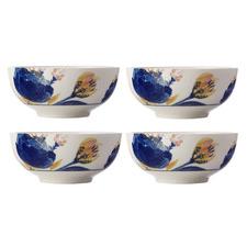 Fiorella 16cm Porcelain Bowls (Set of 4)