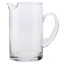 Evolve Cylindrical 1L Glass Jug