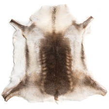Natural Reindeer Hide