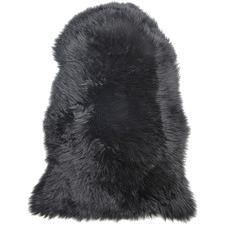 Noir Sheepskin Rug