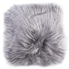 Icelandic Long Storm Sheep Cushion
