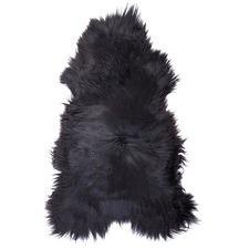 Icelandic Noir Sheep Rug