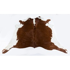 Hereford Natural Cowhide Rug
