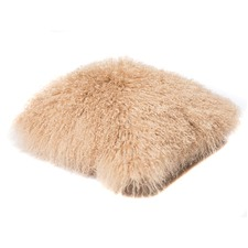 Toffee Mongolian Sheep Cushion
