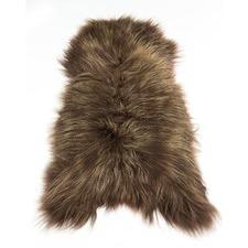 Chestnut Icelandic Sheepskin Rug