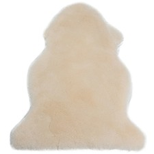 Ivory For Baby Shorn Sheep Rug