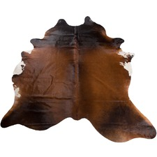Vatoose Natural Cow Hide Rug