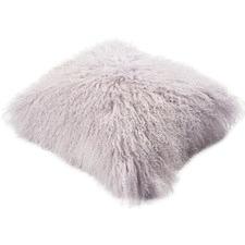 Barossa Mongolian Sheepskin Cushion