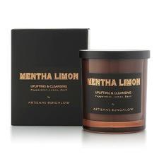 Mentha Limon Aromatherapeutic Candle