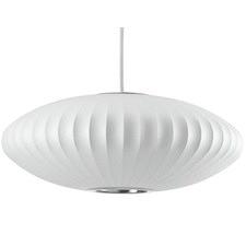 Replica George Nelson Saucer Bubble Pendant Light