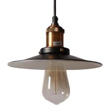 Replica Monochrome Vintage Style Industrial Pendant Light