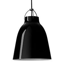 Replica 20cm Caravaggio Pendant Light by Lightyears Cecilie Manz