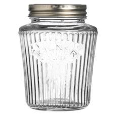 Vintage Preserve Jar
