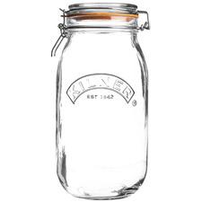 Kilner 1.5L Round Clip Top Glass Jar