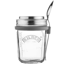 Kilner 350ml Breakfast Jar Set