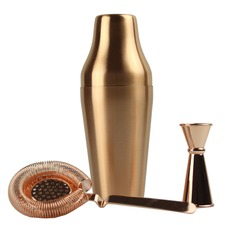 Copper Shaken Essentials Kit