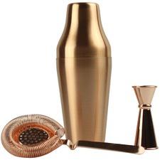 Copper Shaken Essentials Kit