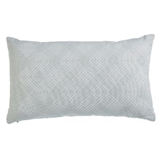 Valence Grey Rectangular Cushion