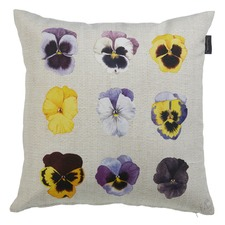 Viooltjes Square Cushion