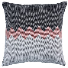 Manacor Chevron Cotton Cushion