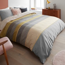 Yellow Bodhi Cotton Sateen Quilt Cover Set