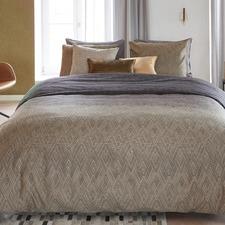 Points & Lines Cotton Sateen Quilt Cover Set